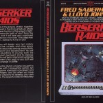 The cover for the PC version of Berserker Raids