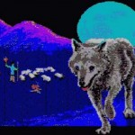 An in-game shot from Sign of the Wolf