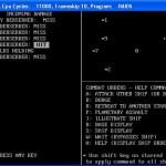 In-game screen shot