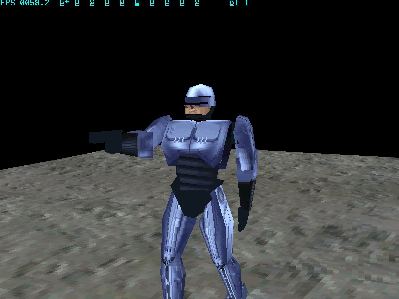 EXCLUSIVE: Tech demos for Robocop and Gen 13 on the PS One