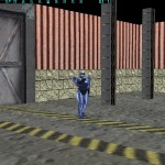 Robocop tech demo screen shot