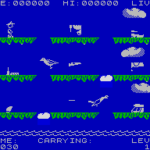 Unreleased 'Cloud Hopper' ZX Spectrum game released thumbnail