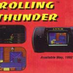 Lynx rolling thunder