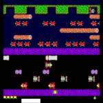 Frogger arcade proto