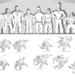 EXTRA Charactersfightmoves