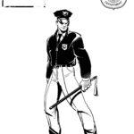 Sin City Character Concept Cops BeatCop
