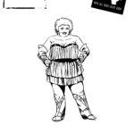Sin City Character Concept Kadie s Josie