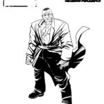 Sin City Character Concept Tong Fo