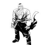 Sin City Character Concept Tong Fo copy