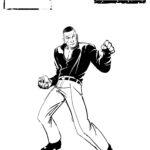 Sin City Character Concept Tong Jung Nee Tong