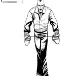 Sin City Character Concept Wallenquist Mob Thin Assassin