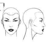 Sin City Model Sheet Wendy Face