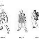 Sin City Tong Concepts Sheet02