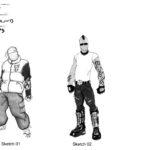 Sin City Tong Concepts Sheet03