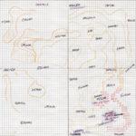 map of valahar
