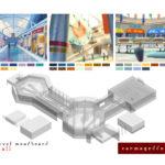 A4 MOODBOARD mall