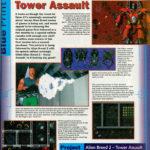 Amiga Acion preview alien breed 2