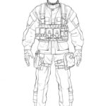MARSOC SCOUT SNIPER Front