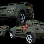 paul vehicles 1