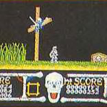 Ghouls 'N' Ghosts (Amiga/ST) early differences thumbnail