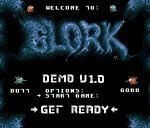 blork frame