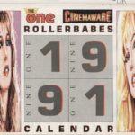 Rollerbabes 1991 Calendar 1991 01 EMAP Images GB supplement 0000