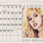 Rollerbabes 1991 Calendar 1991 01 EMAP Images GB supplement 0002