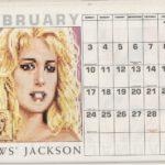 Rollerbabes 1991 Calendar 1991 01 EMAP Images GB supplement 0003