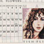 Rollerbabes 1991 Calendar 1991 01 EMAP Images GB supplement 0006