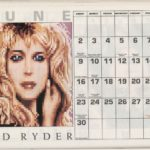 Rollerbabes 1991 Calendar 1991 01 EMAP Images GB supplement 0007