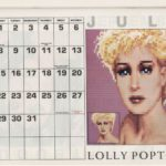 Rollerbabes 1991 Calendar 1991 01 EMAP Images GB supplement 0008