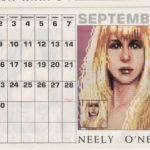 Rollerbabes 1991 Calendar 1991 01 EMAP Images GB supplement 0010
