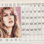 Rollerbabes 1991 Calendar 1991 01 EMAP Images GB supplement 0011