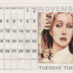 Rollerbabes 1991 Calendar 1991 01 EMAP Images GB supplement 0012