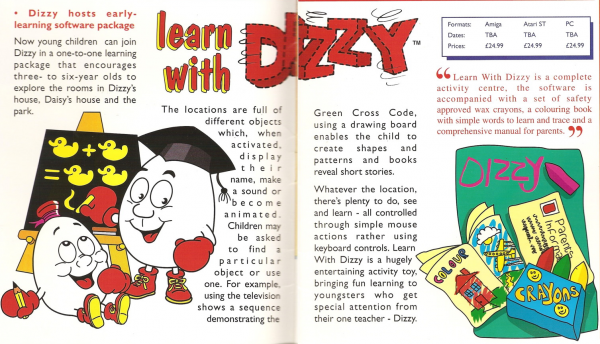 learn with dizzy
