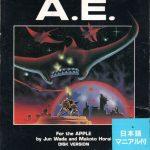 A.E. Broderbund Apple II