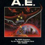 A.E. Broderbund Atari 800