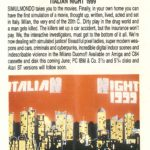 Italian Night 1999