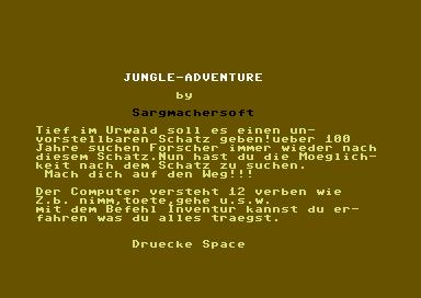 Jungle Adventure thumbnail