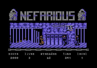 Nefarious thumbnail