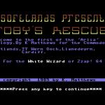 Toby's Rescue thumbnail