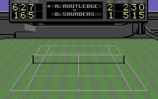 Unknown tennis game thumbnail